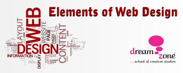 Elements of webdesign
