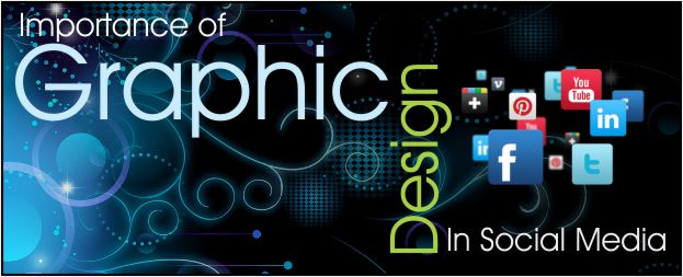 importance of graphic design in social media