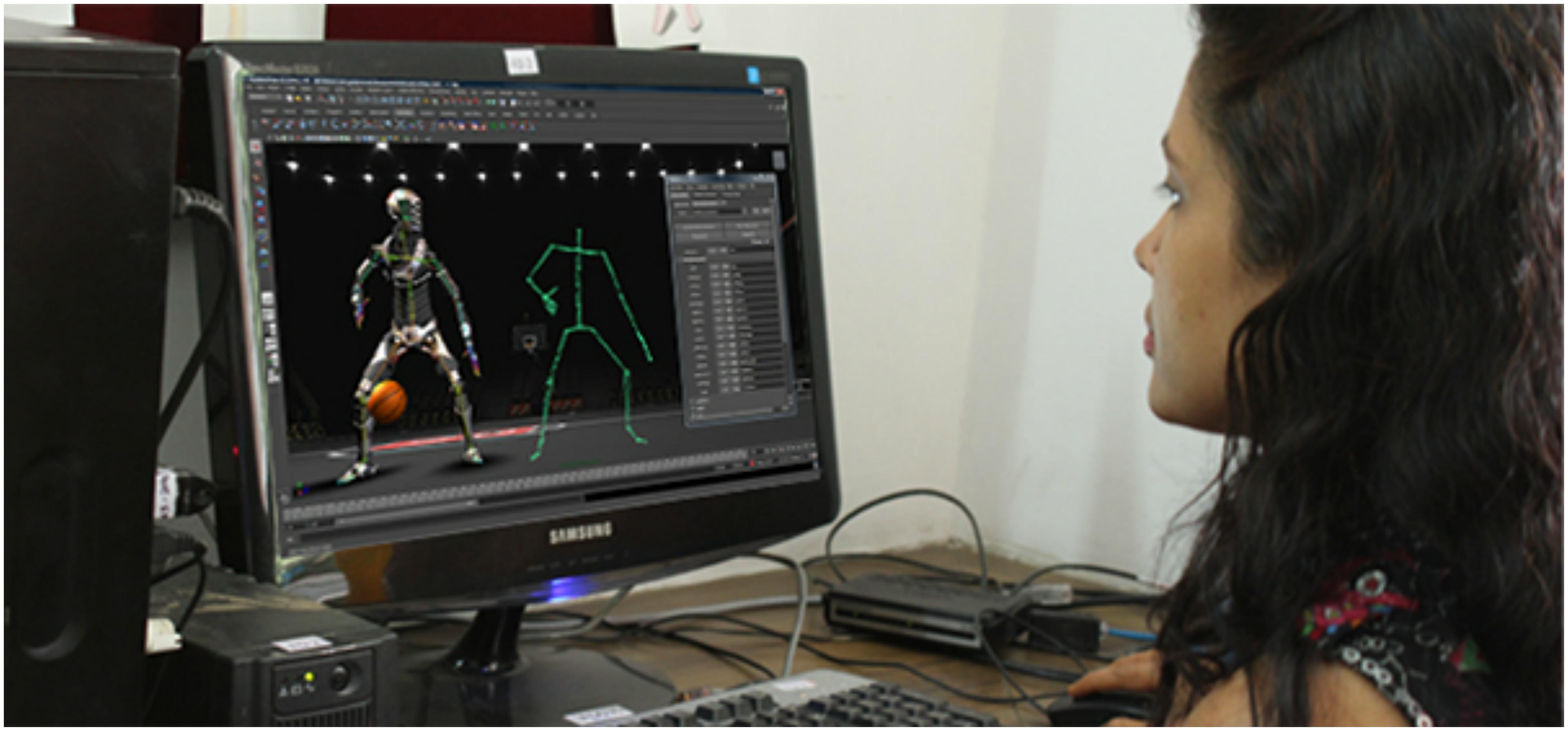 Gaming Animation